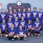 The Prospect U14 travel girls team won the U14 girls division at the SCD Conte Tournament in Cheshire on June 21. –CONTRIBUTED