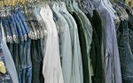 Church clothier holding sale
