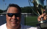 Campos named Coach of the Year
