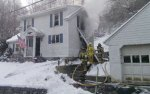 Fire damages borough home
