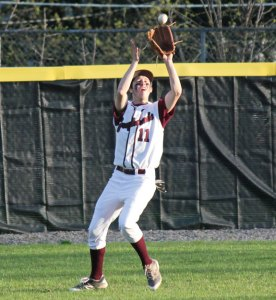 Naugatuck's Kyle Torok, pictured, and Devan Aviles are the only two seniors that will graduate from a team that will return 17 players on the varsity roster. –FILE PHOTO