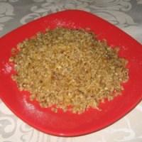 Варено жито за Бъдни вечер