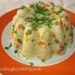 Пъстър Ориз със Зеленчуци