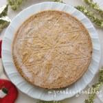 Шотландски сладкиш с маслено тесто (Scottish Shortbread)http://www.mycookingbookblog.com/?p=20760