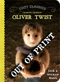 Cozy-Classics-Oliver-Twist (out of print)