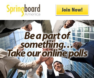 springboard Springboard America: Get Rewards for Online Surveys + Enter to win $1000!