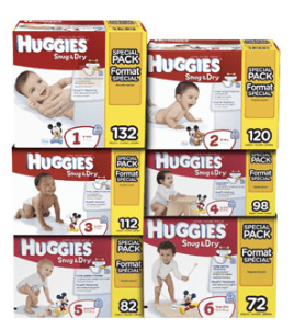 Huggies 268x300 HUGGIES Snug & Dry Diapers at Walmart Deal   $0.17/Diaper