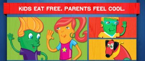chilis 300x127 Kids Eat FREE at Chilis ~ June 25 27th