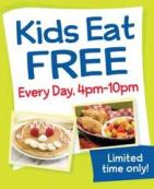 kids eat free ihop IHOP ~ Kids Eat Free in July