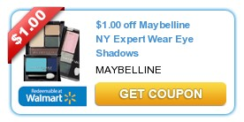 ScreenHunter 148 Oct. 12 13.42 $1 Off Maybelline NY Expert Wear Eye Shadows + Target Deal