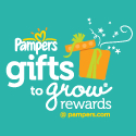 pampers NEW Pampers 10 Point Gifts to Grow Code
