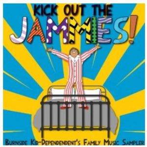 free mp3 300x300 FREE   Kick out the Jammies!  MP3 Album on Amazon!
