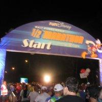 Frank describes running the Walt Disney World Half Marathon!