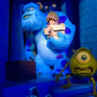 60 Days til Disneyland - Monster's Inc.!