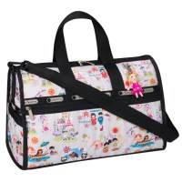 "LeSportSac ""it's a small world"" Bag Contest starts Sunday!"