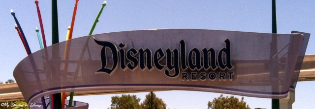 100 Days til Disneyland