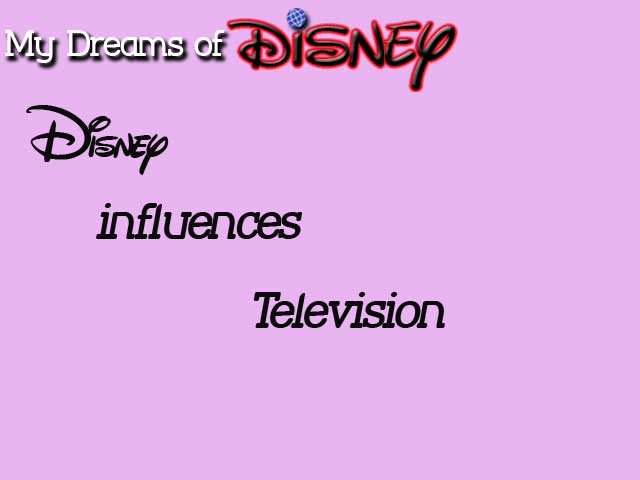 Disney-influences-Television