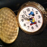 My new Disney Pocket Watch!