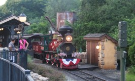 WDW Railroad - Fantasyland