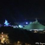 Magical Blogorail: Tackling Tomorrowland at Night!