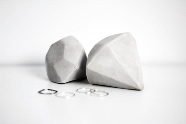 Clay diamonds from mydubio