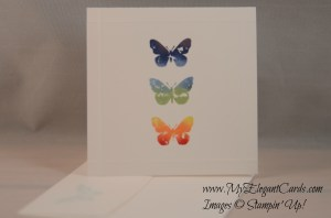 Stampin' Up! Butterfly Wheel