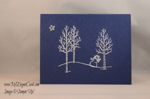 Stampin' Up! White Christmas