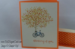 Stampin' Up! Sheltering Tree