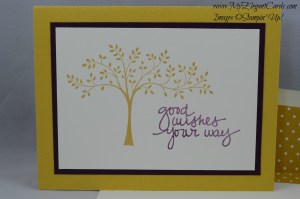 Stampin' Up! Thoughts and Prayers & Lovely Amazing You