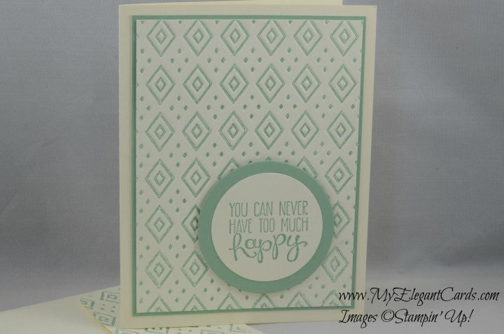 Stampin' Up! Yippee-Skippee!
