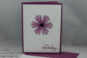 Stampin' Up! Mixed Bunch and Endless Birthday Wishes