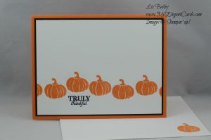 Stampin' up! Wickedly Sweet treat