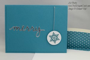Stampin' Up! Christmas Greetings Thinlits dies