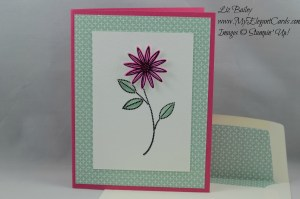 Stampin' Up! Grateful Bunch and It's My Party DSP stack