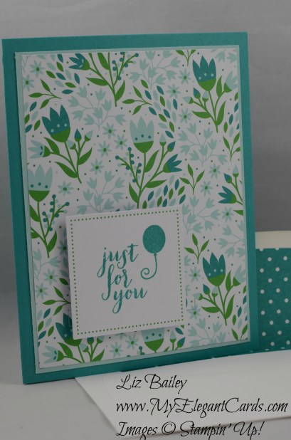 Stampin' Up! Paper Pumpkin March 2016 Pocketful of Cheer