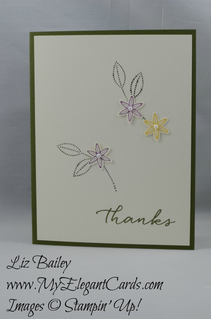 Stampin'; Up! Grateful Bunch and Watercolor Wishes
