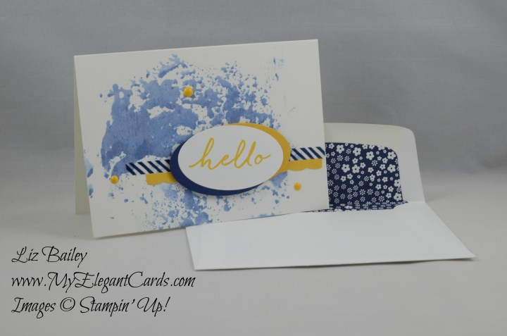 Stampin' Up! Watercolor Wishes