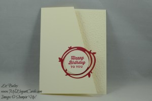 Stampin' Up! Swirly Scribbles Thinlits Dies and Sunburst Sayings