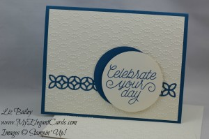 Stampin' Up! Designer Tin of Cards and Elegant Dots TIEF