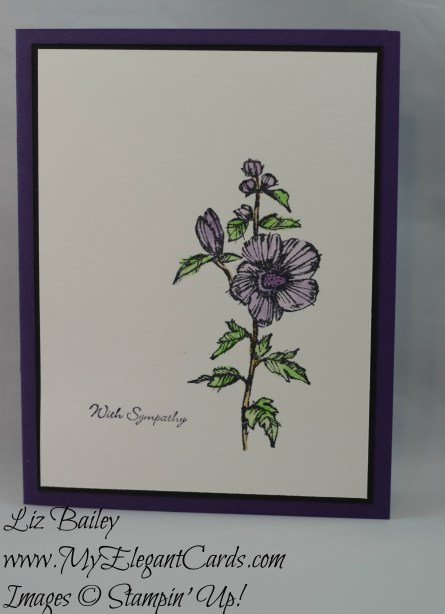 Stampin' Up! Fabulous Flora and Teeny Tiny Wishes
