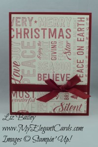 Stampin' Up! Merry Medley