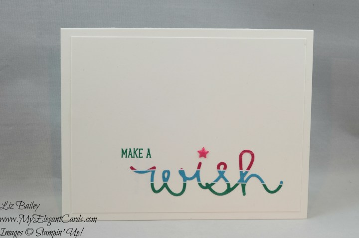 Liz Bailey Stampin' Up! Demonstrator - Cupcake Cutouts Framelits Dies - Sweet Cupcake - Festive Birthday DSP