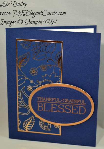 Liz Bailey Stampin' Up! Demonstrator - Petals and Paisleys Specialty DSP - Paisleys and Posies - Stitched Shapes Framelits Dies
