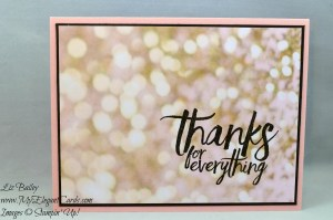 Liz Bailey Stampin' Up! Demonstrator - All Things Thanks - Falling in Love DSP