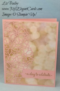 Liz Bailey Stampin' Up! Demonstrator - So Detailed Thinlits Dies - So in Love - Falling in Love DSP