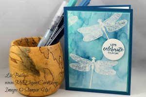 Liz Bailey Stampin' Up! Demonstrator - Dragonfly Dreams - Bunch of Blossoms