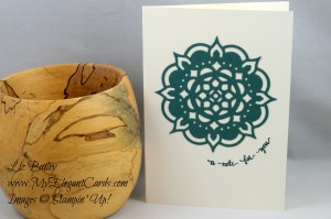 Liz Bailey Stampin' Up! Demonstrator - Eastern Medallions - Eastern Beauty