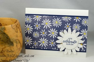 Liz Bailey Stampin' Up! Demonstrator - Delightful Daisy DSP - Daisy Punch - Bunch of Blossoms