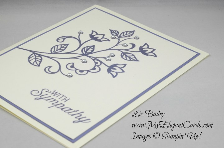 Liz Bailey Stampin' Up! Demonstrator - Flourishing Phrases