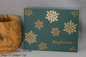 Liz Bailey Stampin' Up! Demonstrator - Seasonal Layers Thinlits Dies - Colorful Seasons - Star of Light